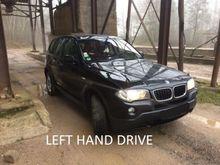 2007 BMW X3 4X4 Pick Up