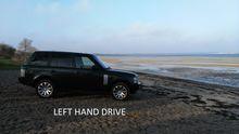 2002 Land Rover Range Rover V8
