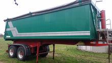 2009 NFP 27 m³ Tipper
