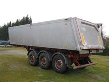 2015 Fliegl 27 m³ Tipper