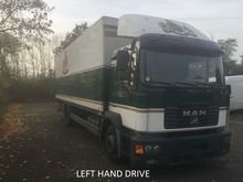 2003 MAN 14.280 Beverage Truck