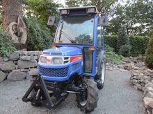 Used 2004 Iseki TH 4