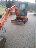 2006 Hitachi ZX 30 Mini Excavat