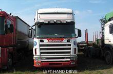 2002 Scania 164 - 480 V8 Grain
