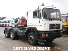 1992 MAN 38  6x4 Tractor Head