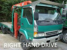 1993 Isuzu Forward 4X2 Truck Wi