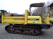 2009 Yanmar C30R Dumper
