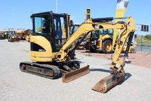 Used 2007 CAT 303C M