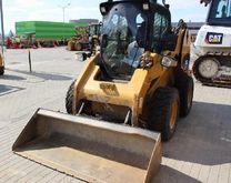 2008 CAT 246C Skid Steer Loader