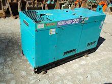 1998 Denyo 25 KVA Generator