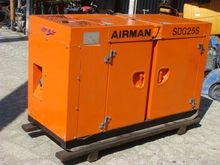 1988 Airman 25 KVA Generator