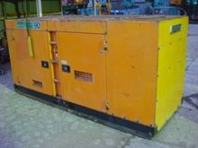 1996 Denyo 90 KVA Generator