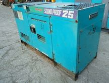 1999 Denyo 25 KVA Generator