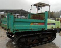 2007 Yanmar C30R Tracked Dumper