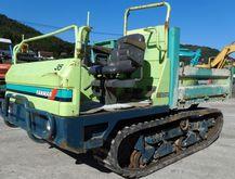 1998 Yanmar C30R Tracked Dumper