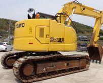 2008 Sumitomo SH125 Excavator