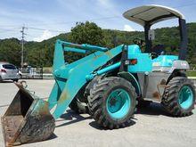 2003 Kobelco LK50Z-3 Wheel Load