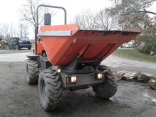 2000 Thwaites 6000 6 Ton Dumper