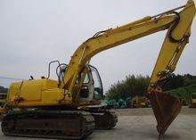 2004 Sumitomo SH120 Excavator
