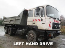 Used 1992 MAN 6x4 Ti