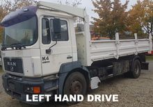 Used 1999 MAN 19.423