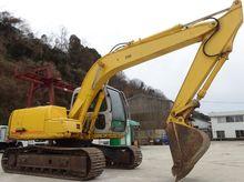 2005 Sumitomo SH120 Excavator