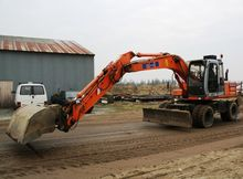 Used 2001 Hitachi EX