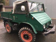 Used 1957 Unimog 401