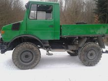 Used 1977 Unimog 424