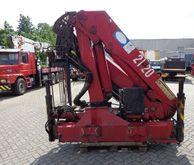 1998 HMF 2120 Crane