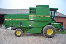 1991 John Deere 1177 Harvester