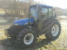 2003 New Holland TN 70 D Tracto