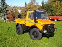 1994 Unimog 1400 Truck