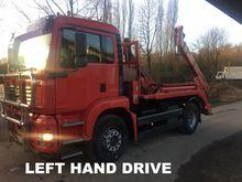 2004 MAN 4X2 Dumper Truck