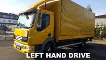 2010 DAF 45 LF Stake Body and T