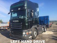 2008 Scania R 440 6x2 Tractor U