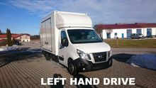 2014 Nissan NV400 Box Truck