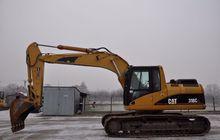 Used 2007 CAT 318C E