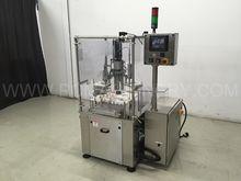 Turbofil rotary crimping machin