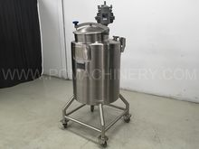 200L mobile storage tank by Hig