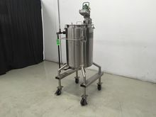 150L HIGHLAND JACKETED TANK WIT