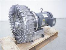 BALDOR VACUUM PUMP 7.5 HP 7.5HP