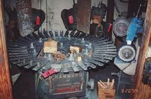 HAMMOND ROTARY AUTOMATIC, BURRI