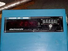 Used ELECTRO SCALE P