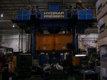 SCHULER No. HPD-S-1600 HYDROFOR