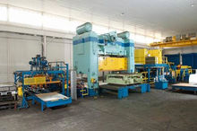 400 TON, VERSON PRESS LINE, BED