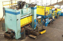 500 TON, VERSON PRESS LINE, BED