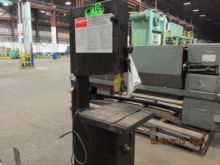 "DAYTON 15"" VERTICAL BAND SAW"