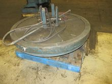 PAY OFF WIRE WHEEL TABLE