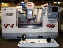 HAAS M# VF-4 VERTICAL MACHINING